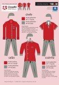 Design Uniformes para Restaurantes - Page 5