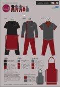 Design Uniformes para Restaurantes - Page 7