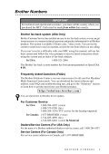 Brother MFC-5100C - User's Guide - Page 3