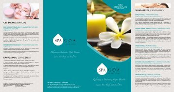 Spa Goa Massage