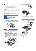 Brother MFC-J6510DW - Quick Setup Guide - Page 2