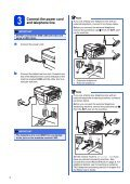 Brother MFC-J6510DW - Quick Setup Guide - Page 4