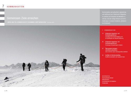Programm 2013 - Betriebsräte Fortbildung