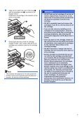 Brother MFC-J825DW - Quick Setup Guide - Page 7