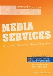 neuheiten 2012 - Internationale Handwerksmesse