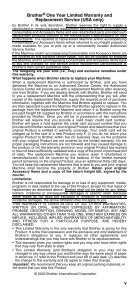 Brother FAX-575/FAX-575e - User's Guide - Page 7