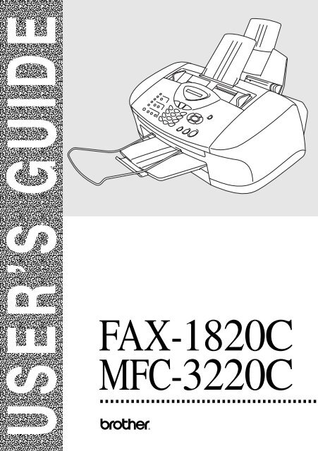 BROTHER FAX-1820C MFC WINDOWS 8 DRIVER