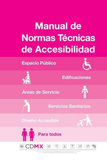 Normas Técnicas de Accesibilidad
