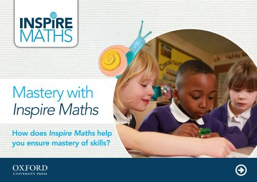 Mastery with Inspire Maths