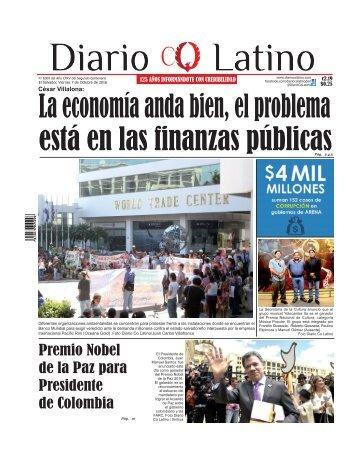 Edición 07 de Octubre de 2017