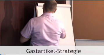 Gastartikel-Strategie - PreSales Marketing!