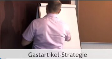 Gastartikel-Strategie - PreSales Marketing!