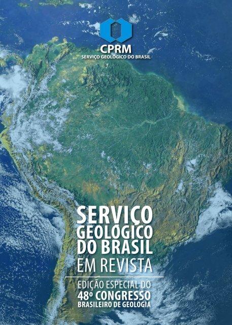 REVISTA SERVICO GEOLOGICO