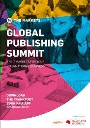 GLOBAL PUBLISHING SUMMIT
