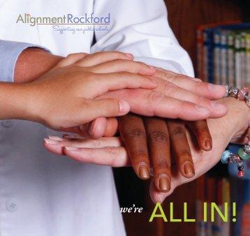 ALL IN! Brochure