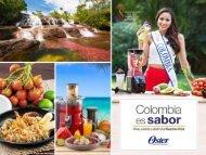COLOMBIA ES SABOR  RETO 2016