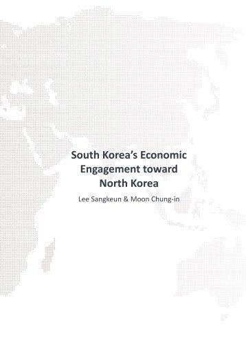 South Korea's Economic Engagement toward North Korea