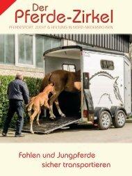 fohlen und jungpferde transportieren web