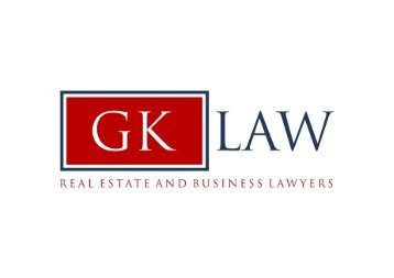 Real estate lawyers GK law - logo