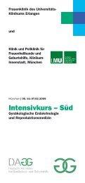 Kursprogramm - IVF Kinderwunschzentrum München