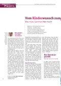 Das Magazin rund um den männlichen Kinderwunsch - PROfertil - Seite 2