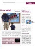 Das Magazin rund um den männlichen Kinderwunsch - PROfertil - Seite 3