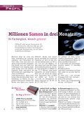 Das Magazin rund um den männlichen Kinderwunsch - PROfertil - Seite 4
