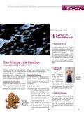 Das Magazin rund um den männlichen Kinderwunsch - PROfertil - Seite 5