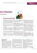 Das Magazin rund um den männlichen Kinderwunsch - PROfertil - Seite 7