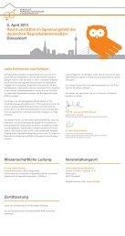Programm - Deutsche Gesellschaft für Reproduktionsmedizin