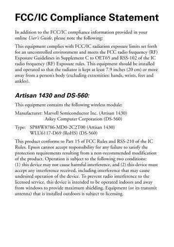 epson xp 820 user manual