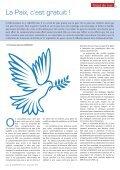 La Paix fondement d'un développement durable - Page 3