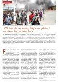 La Paix fondement d'un développement durable - Page 6