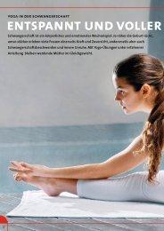 yoga In Der schwangerschaft Entspannt Und Voller - Securvita