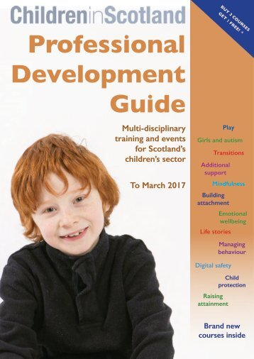 Professional Development Guide