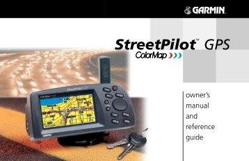 streetpilot magazines rh yumpu com Garmin GPS StreetPilot C330 Manual Garmin StreetPilot C330 Battery