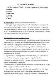 LA SOCIEDAD ROMANA 241100