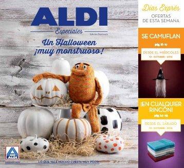 Aldi Espana Folleto 12 Octubre 16