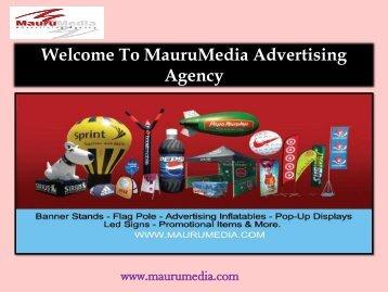 Custom Static Cling products in Houston  | Mauru Media