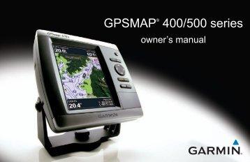 gpsmap 400 500 series garmin rh yumpu com Garmin Foretrex 101 GPS Garmin Forerunner