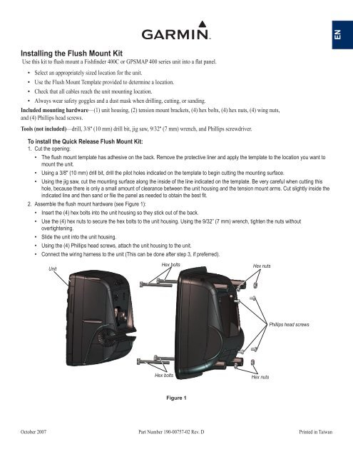 Garmin GPSMAP 431s Manual and user guide - ManualsMania on