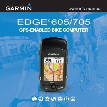 edge 705 garmin rh yumpu com Garmin Products Garmin Edge 800 Owner's Manual