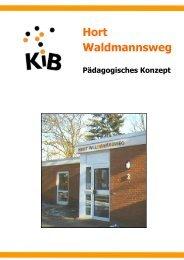Hort Waldmannsweg - KiB