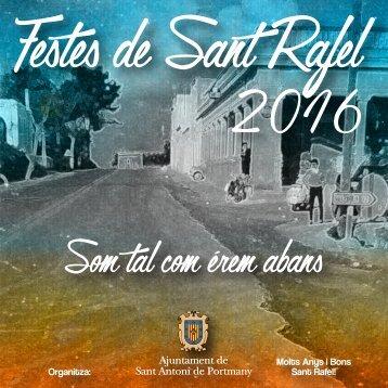Festes de Sant Rafel