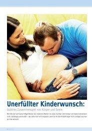 Unerfüllter Kinderwunsch: - gesund-in-ooe.at