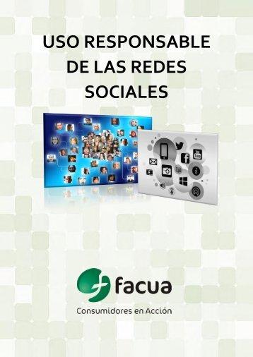 DE LAS REDES SOCIALES