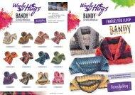Anleitung Bandy Woolly Hugs Loop gestrickt und gehäkelt