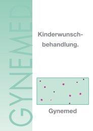 Kinderwunsch- behandlung. Gynemed - Gynemed.de