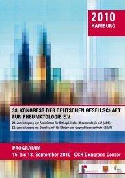 38. kongress der deutschen gesellschaft für ... - DGRH-Kongress