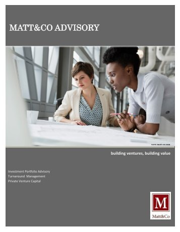 MATT&CO ADVISORY